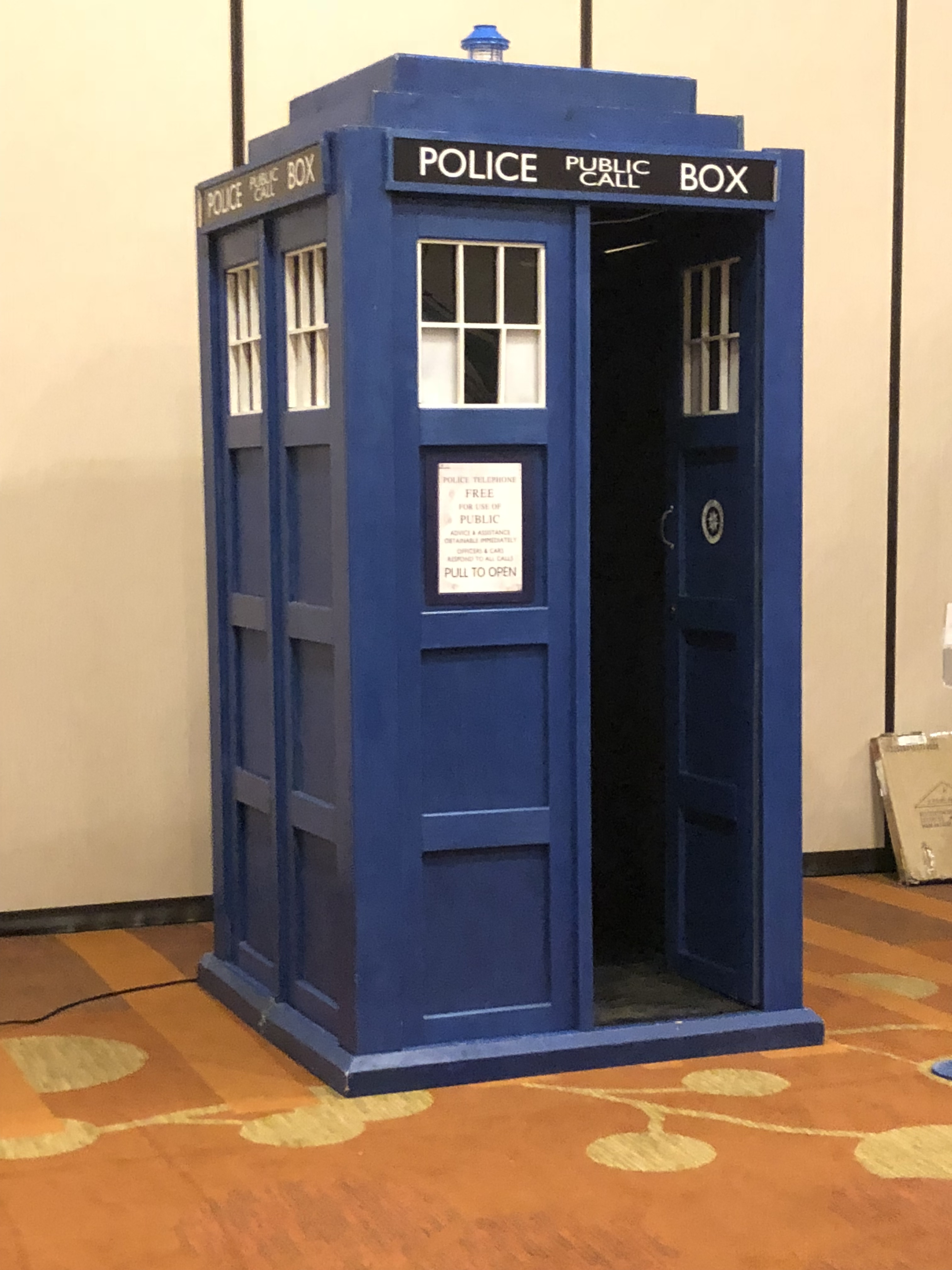 Long Island Doctor Who Convention