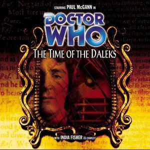 time of the daleks