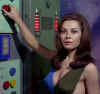 Star Trek Sherry Jackson