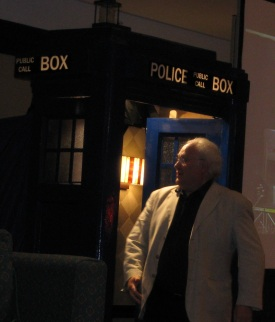 Colin Baker Bad Wolf 2008