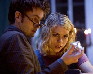 Rose with Tenth Doctor