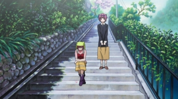 Elfen Lied Lucy and Nana Episode 3