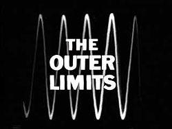Outer Limits 1963 titles logo original