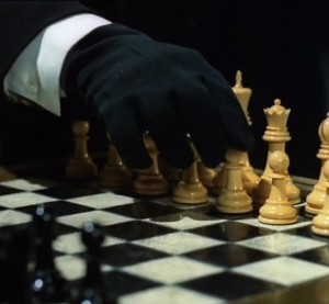 The Prisoner Checkmate