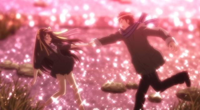 Kyon saves Haruhi Be My Valentine Yuki Nagato-Chan