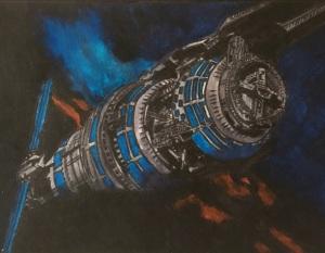 Babylon 5 Artwork