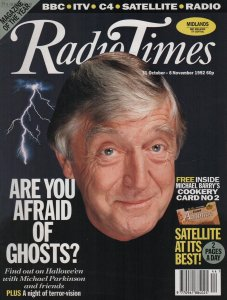 Radio Times Ghostwatch