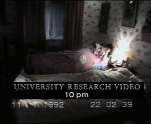 Ghostwatch University Research Video