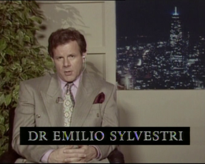 Ghostwatch Emilio Sylvestri