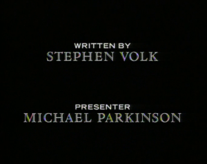 Ghostwatch end credits