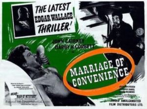 Edgar Wallace Mysteries Marriage of Convenience