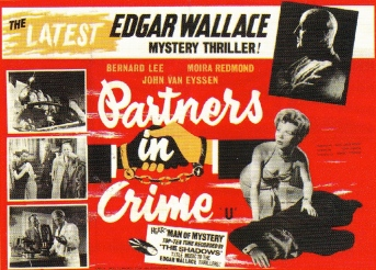 Edgar Wallace Mysteries Partners in Crime