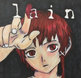 Lain artwork