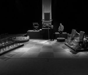 The Strange World of Gurney Slade Episode Four Courtroom