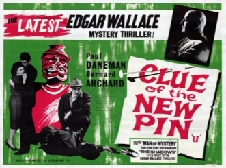 The Clue of the New Pin Edgar Wallace Mysteries