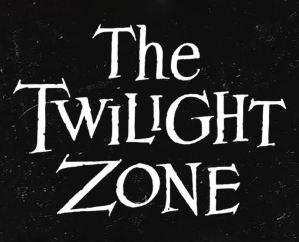 The Twilight Zone Original Logo 1959