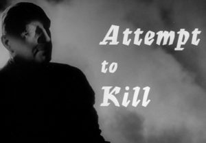 Edgar Wallace Mysteries Attempt to Kill