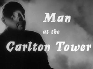 Man at the Carlton Tower