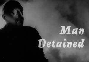 Edgar Wallace Mysteries Man Detained