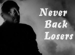 Edgar Wallace Mysteries Never Back Losers