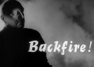 Edgar Wallace Mysteries Backfire