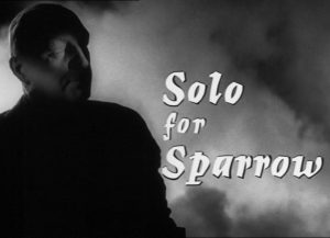 Edgar Wallace Mysteries Solo for Sparrow